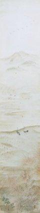 森谷南人子画幅「八代風景」