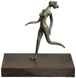 画像1: 木内克臘型ブロンズ「裸婦像」