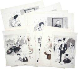 画像1: 斎藤与里挿絵画稿10枚