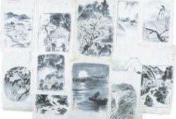 画像1: 小川千甕挿絵12枚