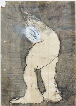 画像1: マックス・ノイマン画額「AUSHUB」