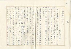 画像1: 横堀角次郎草稿「草土社のころ」他5種